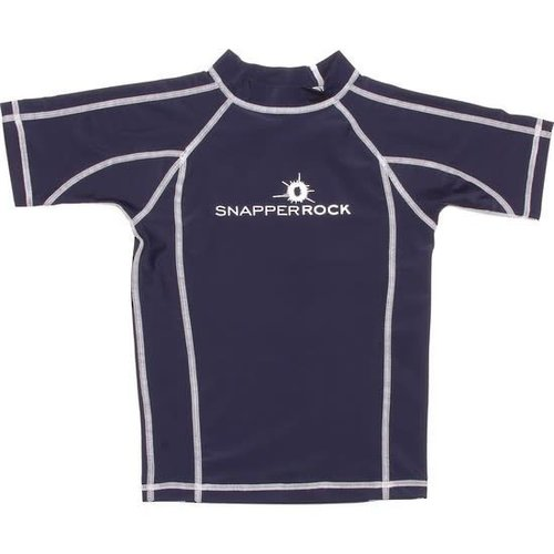 SNAPPER ROCK SHORT SLEEVE RASHGUARD
