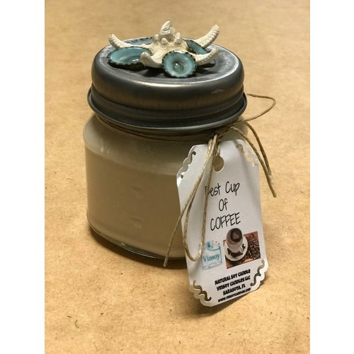 VINSOY CANDLES BEST COFFEE CANDLE