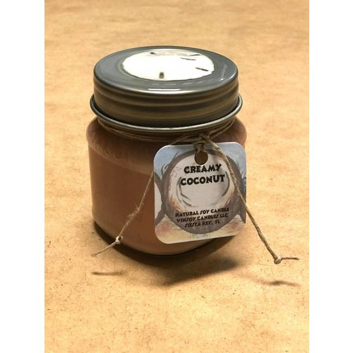 VINSOY CANDLES CREAMY COCONUT CANDLE