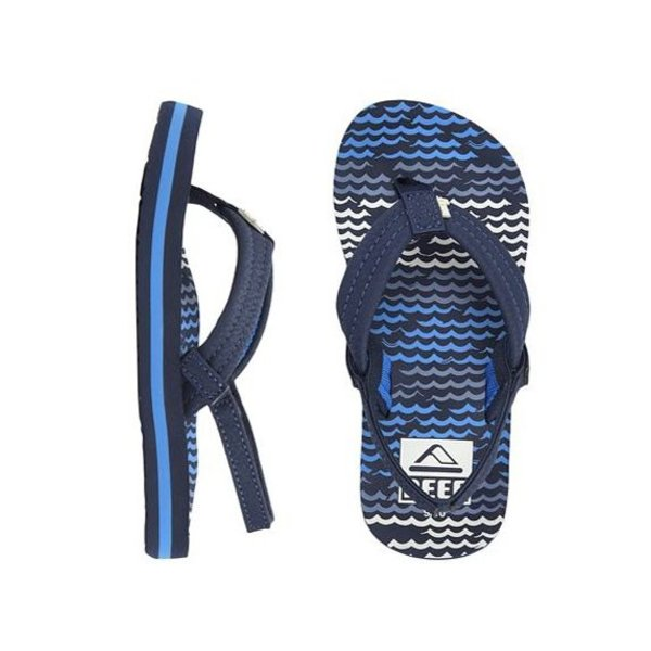 AHI SANDALS, BLUE HORIZON WAVES