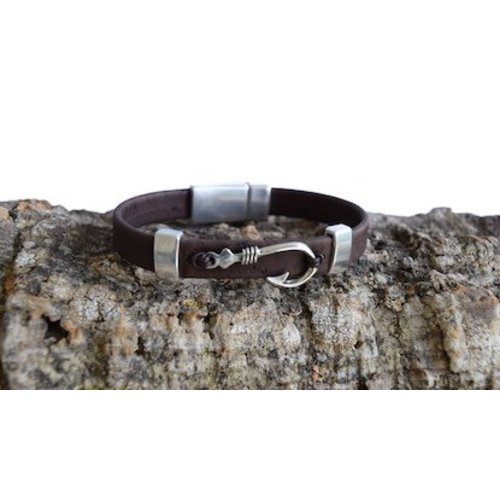 CORK TREE DESIGNS CORK HOOK BRACELET