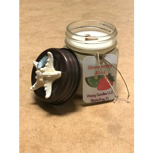 VINSOY CANDLES STRAWBERRY KIWI CANDLE