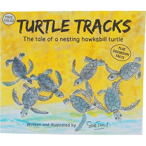 TOTALLY TURTLES USA TURTLE TRACKS CHILDREN'S BOOK