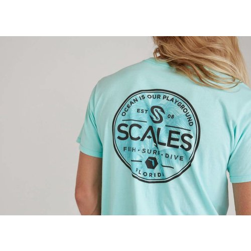 SCALES OCEAN PLAYGROUND TEE