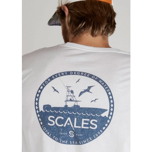 SCALES FRENZY L/S TEE
