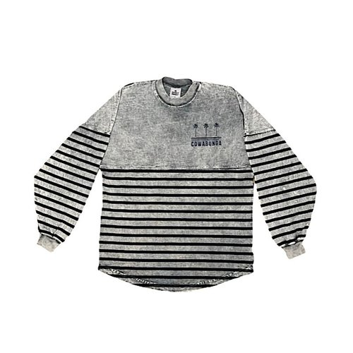 SPIRIT ACTIVEWEAR STRIPED SPIRIT JERSEY