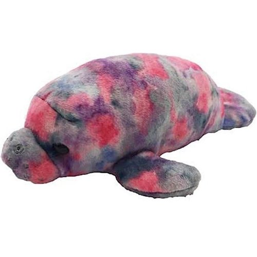 TOTALLY TURTLES USA MINI THE PINK MANATEE PLUSH TOY