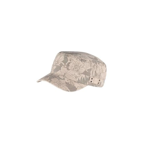 KOORINGAL MAO LADIES FLORAL CAP, LATTE