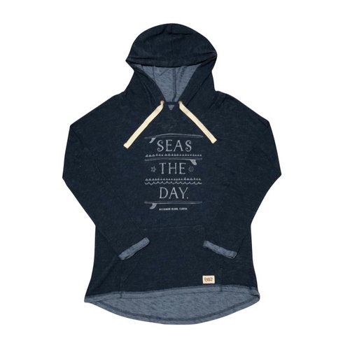 PACIFIC CREATIONS SEAS THE DAY LADIES PULLOVER