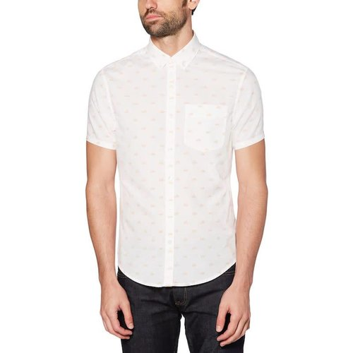 ORIGINAL PENGUIN SUNRISE POPLIN MENS WOVEN