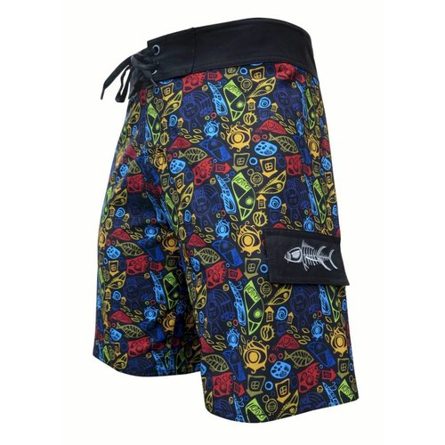 TORMENTER BIZARRE BEACH BOARDSHORTS