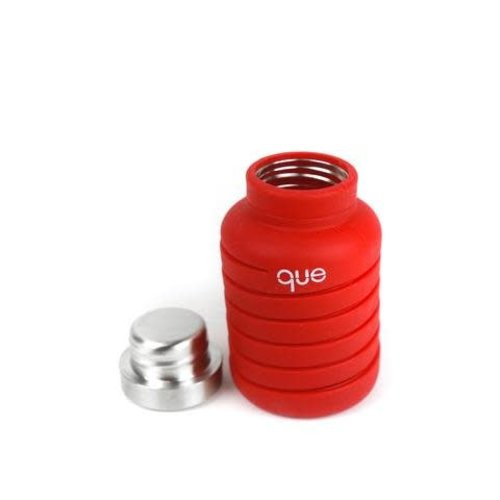 QUE QUE COLLAPSIBLE WATER BOTTLE