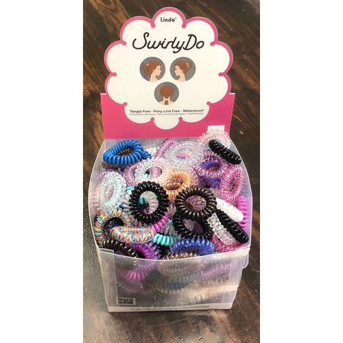 SWIRLY DO HAIRBANDS, SMALL
