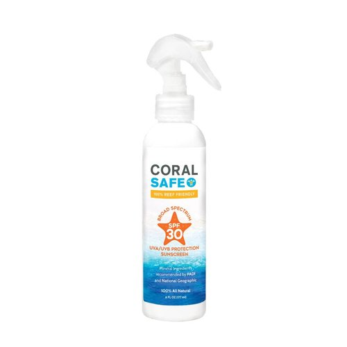 CORAL SAFE CORAL SAFE SPF30 SUNSCREEN SPRAY