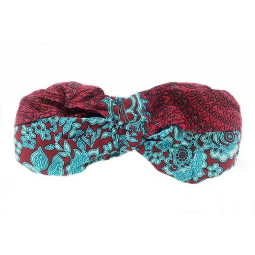 LOTUS AND LUNA POIPU TWIST HEADBAND