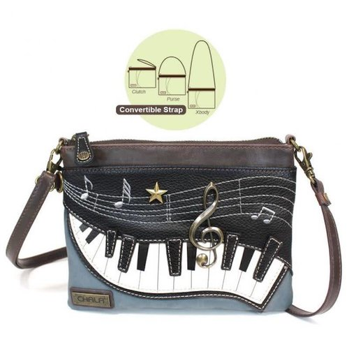 CHALA HANDBAGS PIANO MINI CROSSBODY
