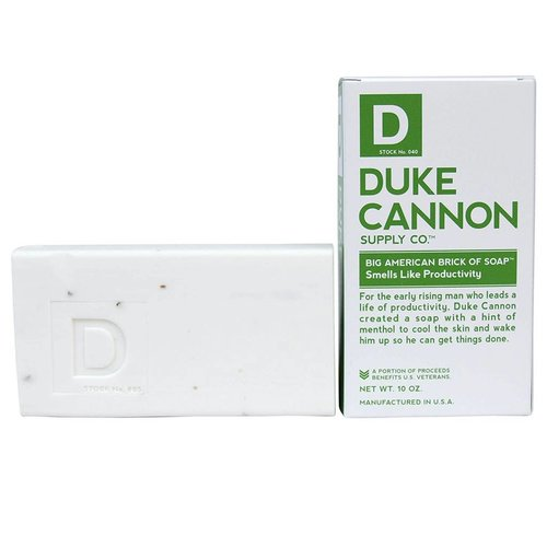 DUKE CANNON BIG AMERICAN PRODUCTIVITY SOAP