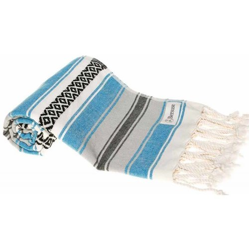 BERSUSE TOWELS SAN JOSE 100% COTTON TURKISH TOWEL