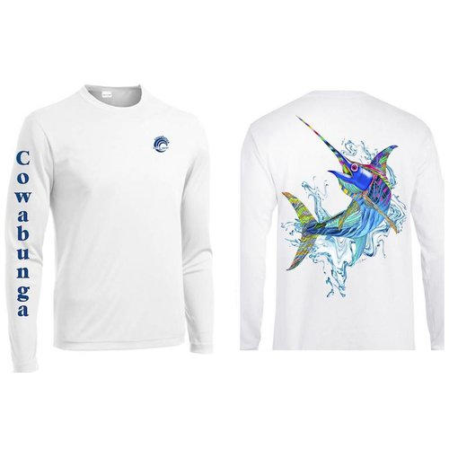 REEFERS SWORDFISH PERFORMANCE SHIRT