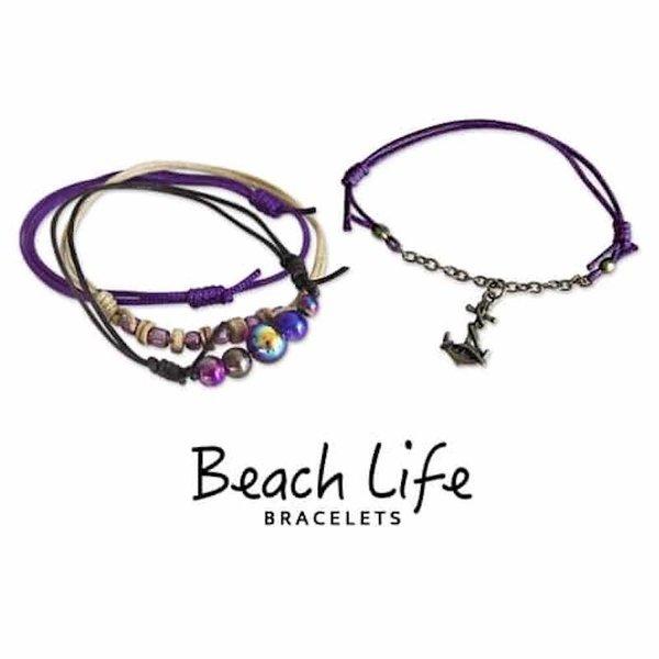 ANCHOR BEACH LIFE BRACELET