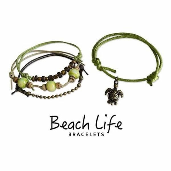 SEA TURTLE BEACH LIFE BRACELET