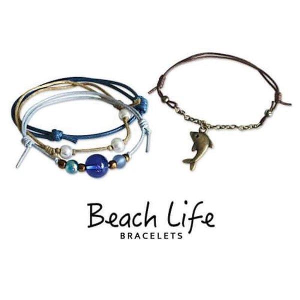 DOLPHIN BEACH LIFE BRACELET