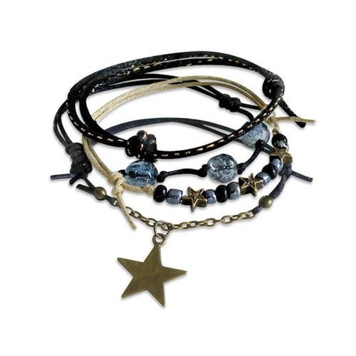O YEAH GIFTS STAR GAZE BEACH LIFE BRACELET