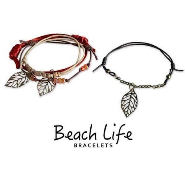 AUTUMN BEACH LIFE BRACELET