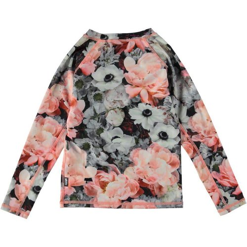 MOLO BLOSSOM L/S RASH TOP