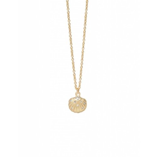 "SPARTINA 449 ""PERFECT MATCH"" CLAM NECKLACE"