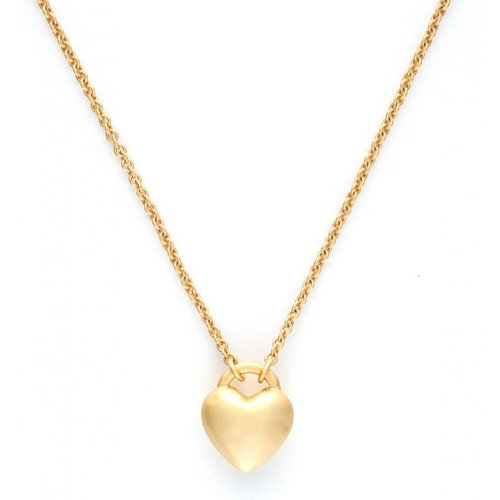 "SPARTINA 449 ""LOVE"" HEART NECKLACE"