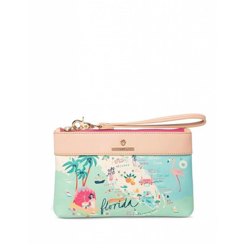 "SPARTINA 449 ""GREETINGS FROM FLORIDA"" WRISTLET"