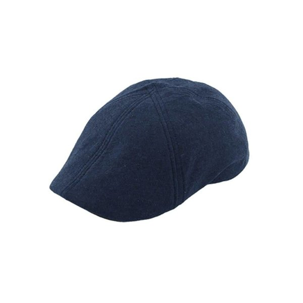 a04f545ba KOORINGAL MENS CLIPPER DRIVER HAT, NAVY