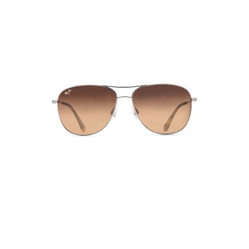 MAUI JIM CLIFF HOUSE SUNGLASSES, GOLD