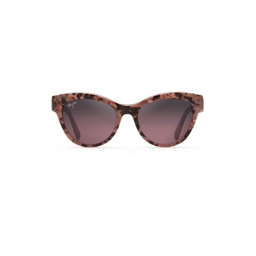 MAUI JIM KU'UIPO SUNGLASSES, BLUSH PINK