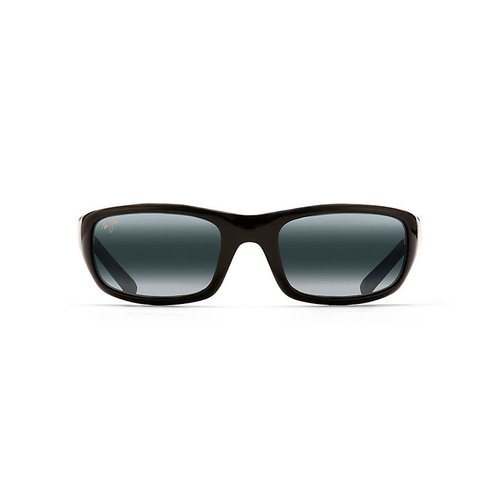 MAUI JIM STINGRAY SUNGLASSES, GLOSS BLACK