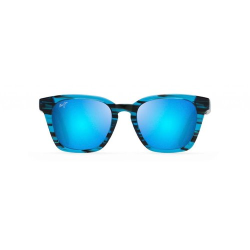 MAUI JIM SHAVE ICE SUNGLASSES, ELECTRIC BLUE