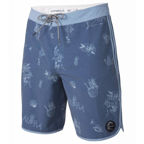 ONEILL MENS RETROFREAK BRALOHA BOARDSHORTS