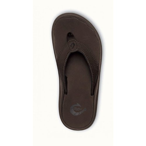 OLUKAI OHANA BOYS SANDALS, DARK JAVA/NAVY