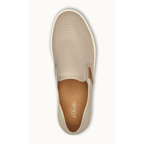 OLUKAI PEHUEA LADIES SHOES, TAPA