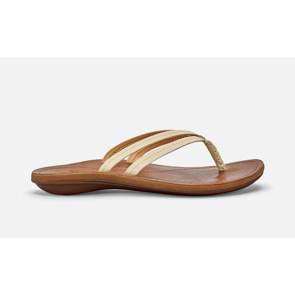 U'I LADIES SANDALS, TAPA/SAHARA