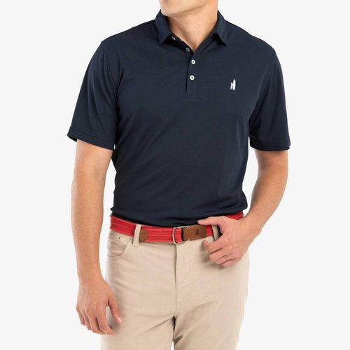 JOHNNIE-O FAIRWAY PREP-FORMANCE POLO, MIDNIGHT