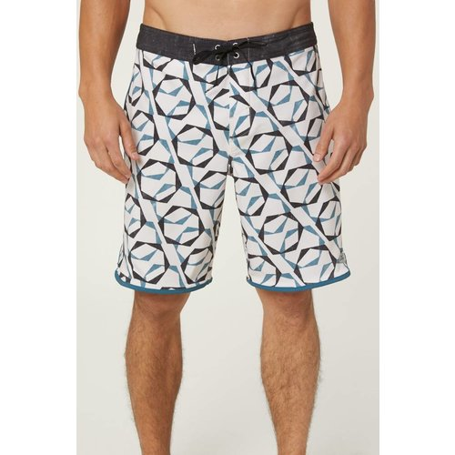 ONEILL MENS HYPERFREAK LINK MENS BOARDSHORTS, BONE