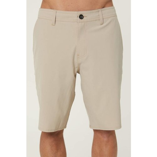ONEILL MENS RESERVE SOLID MENS HYBRIDS, LIGHT KHAKI