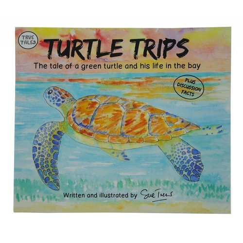 TOTALLY TURTLES USA TURTLE TRIPS CHILDREN'S BOOK