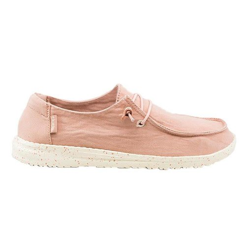 HEY DUDE SHOES WENDY LADIES SHOES, ANTIQUE ROSE