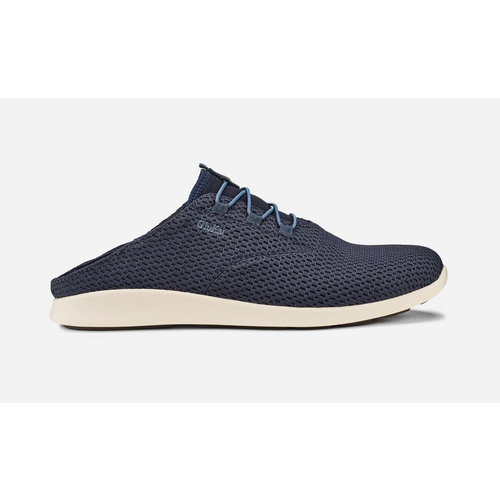 OLUKAI ALAPA LI MENS SHOES, TRENCH BLUE