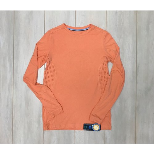 WHITE WATER GRAND SLAM PERFORMANCE SHIRT, ORANGE