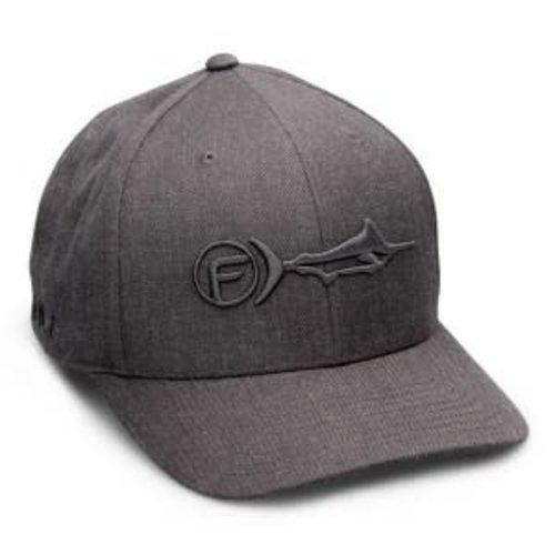 FATHOM OFFSHORE CASTAWAY SNAPBACK HAT, CHARCOAL