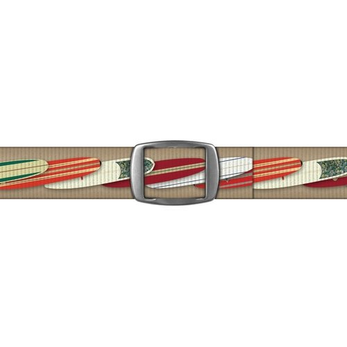 CROAKIES SURF HERITAGE ADJUSTABLE MENS BELT